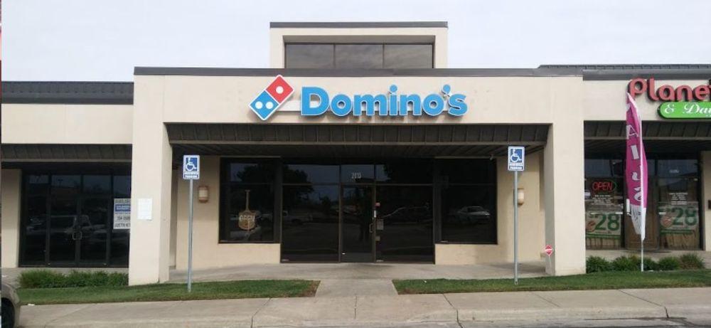 Domino's Pizza: 2015 Coulter St S, Amarillo, TX
