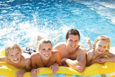 Blue Water Pools & Spas