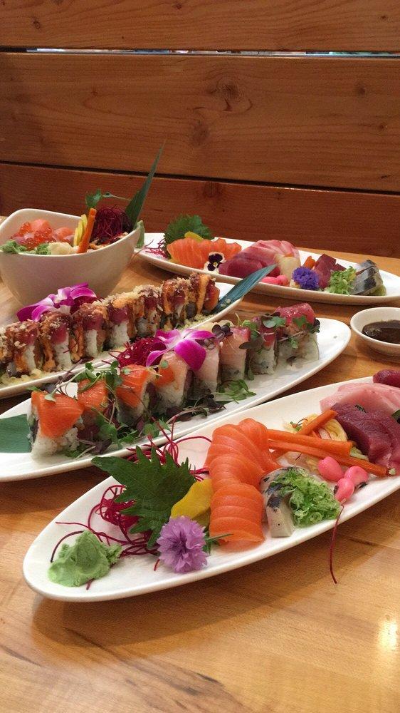 Miyamoto Sushi: 420 SE 81st Ave, Portland, OR