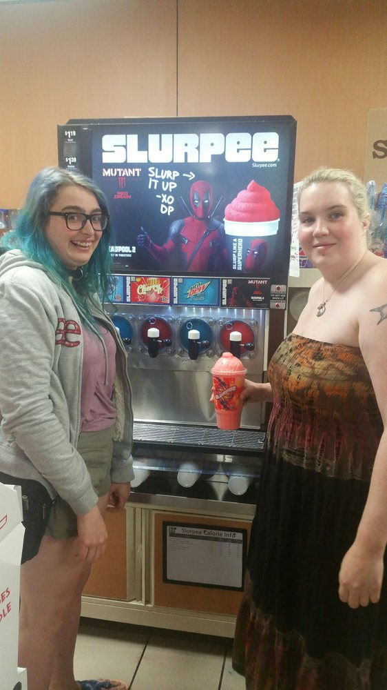 Social Spots from 7-Eleven