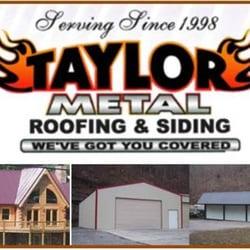 Superior Photo Of Taylor Metal Roofing U0026 Siding   Prestonsburg, KY, United States ...