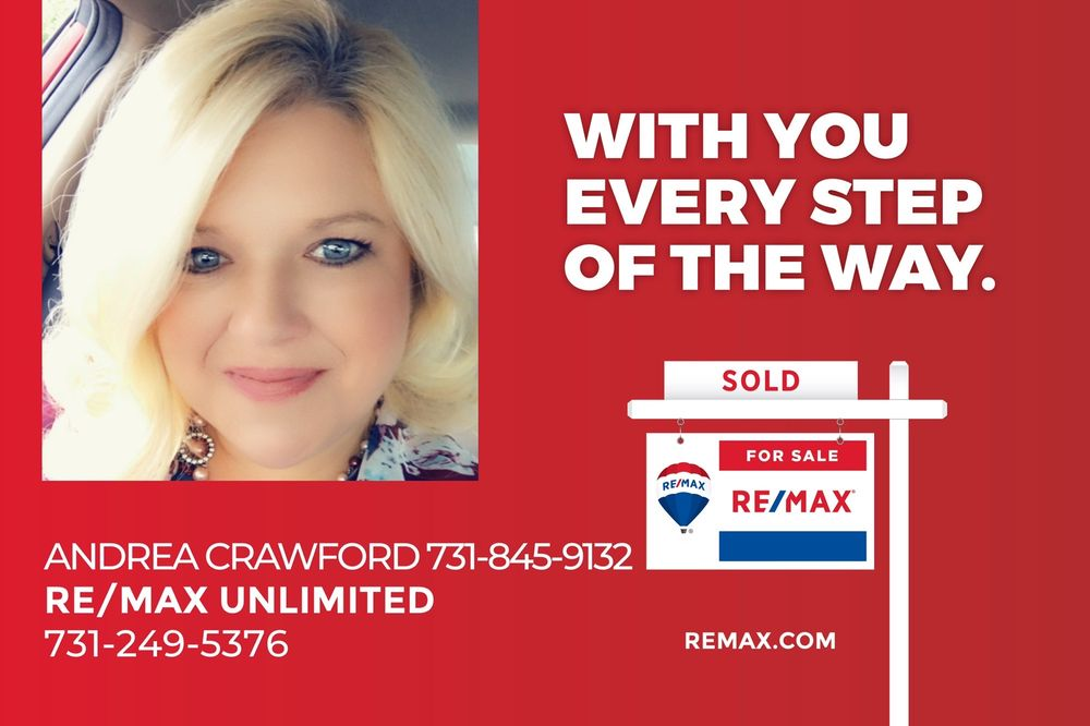 RE/MAX Unlimited - Andrea Crawford: 10850 Hwy 412 W, Lexington, TN
