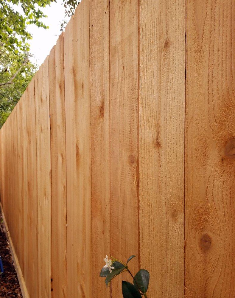 Texas Apache Fence 11 Photos Fences Gates Richmond Tx Phone Number Yelp