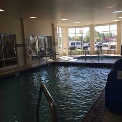 Photo Of Hilton Garden Inn Laramie   Laramie, WY, United States. Pool And Great Ideas