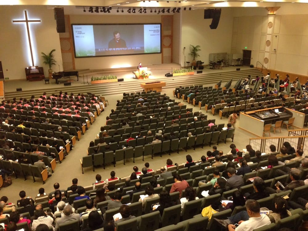 Choong Hyun Mission Church: 4565 Colorado Blvd, Los Angeles, CA