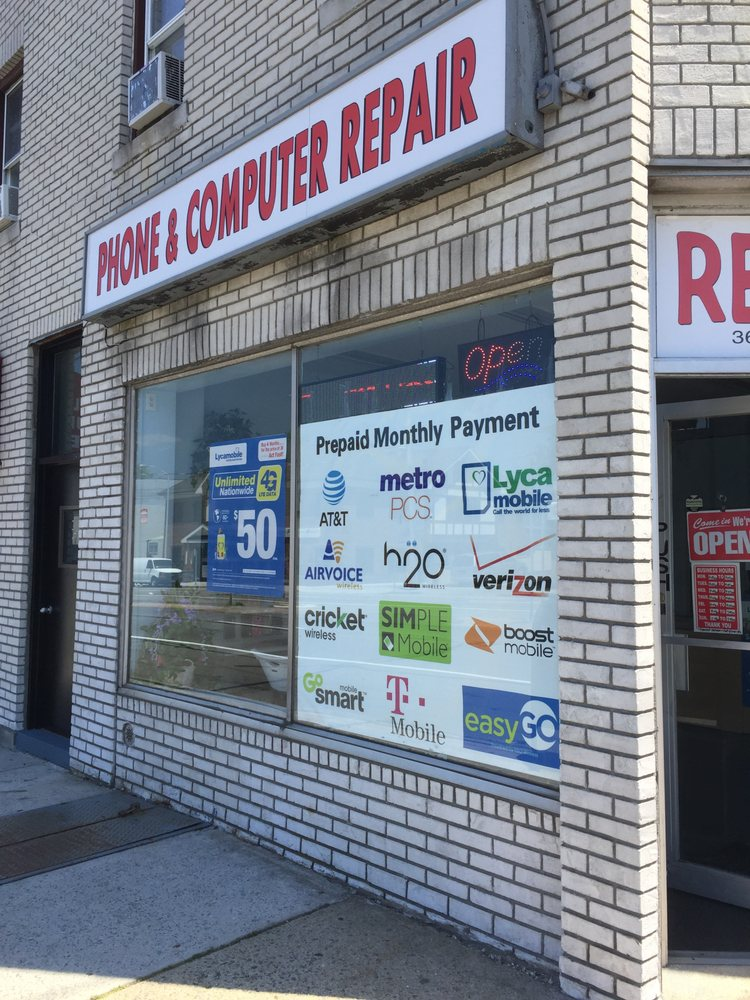 Cell Phone & Computer Repair Center: 360 Jericho Tpke, Floral Park, NY