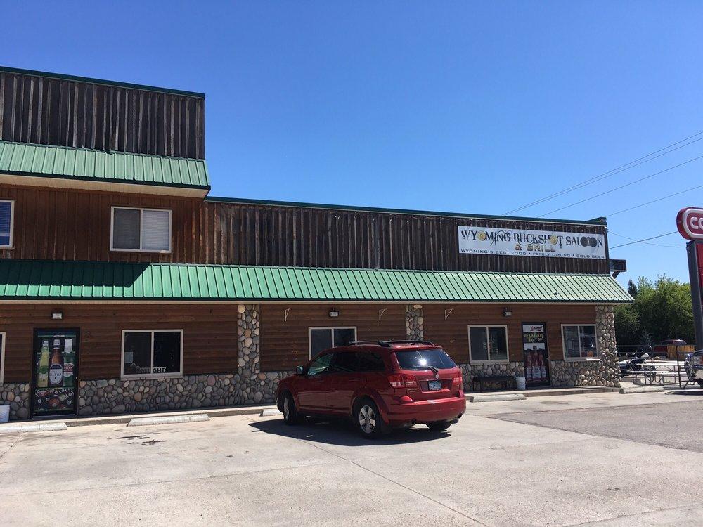 Wyoming Buckshot Saloon: 719 Dayton St, Ranchester, WY