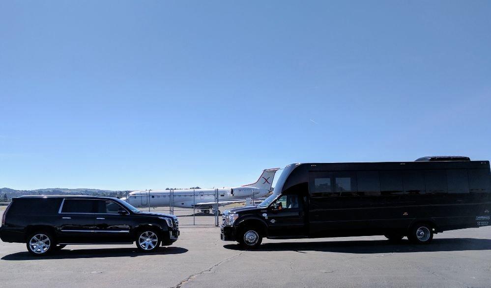Code 3 Limousine & Transportation: 3392 Clayton Rd, Concord, CA
