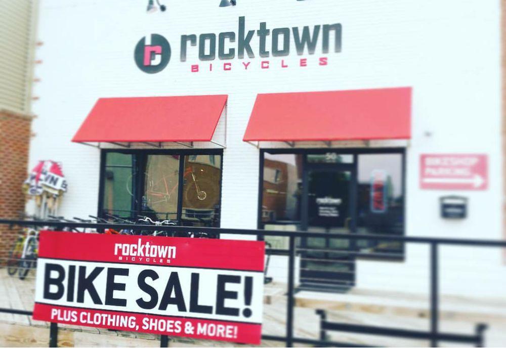 Rocktown Bicycles: 50 S Mason St, Harrisonburg, VA