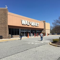 photo of walmart groton ct united states front