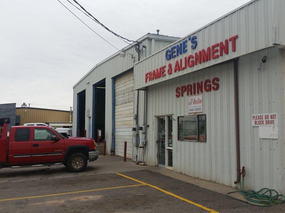 Gene's Frame & Alignment: 1213 Acacia St, Farmington, NM