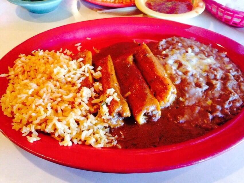 Eldorado Mexican Restaurant: 2307 N Parkerson Ave, Crowley, LA