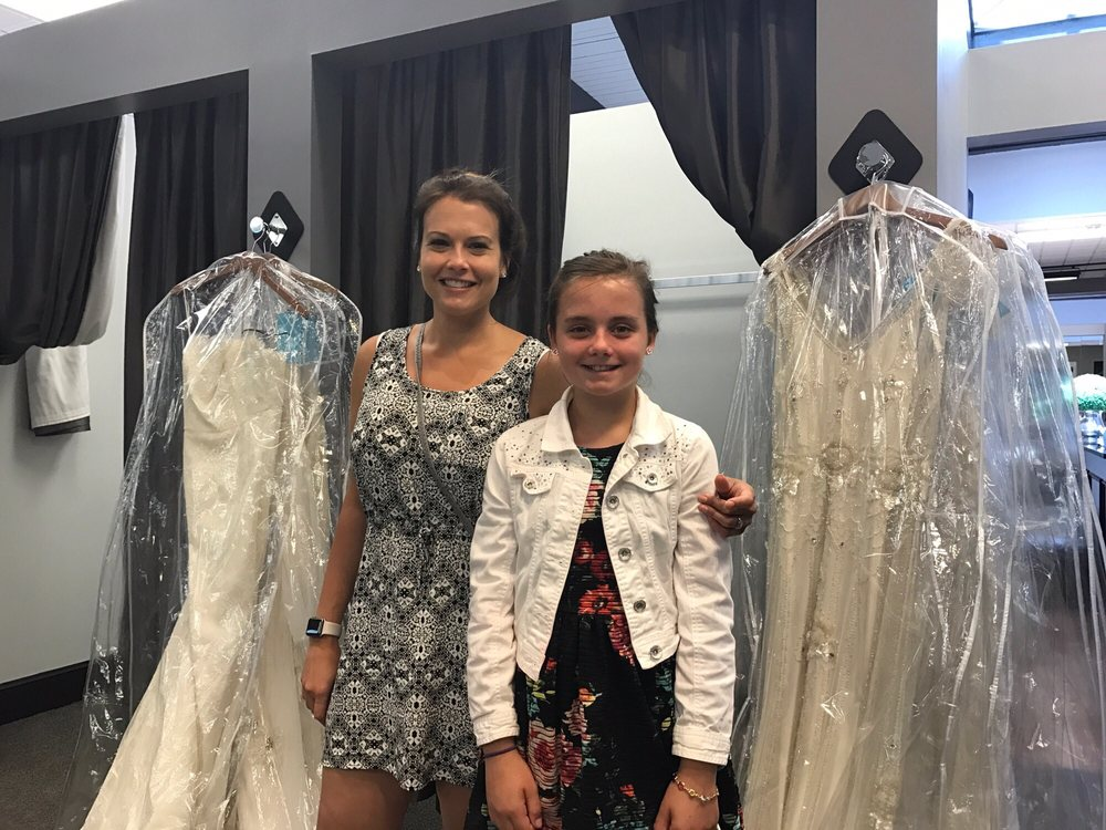 Dress shopping with my cousin! - Yelp