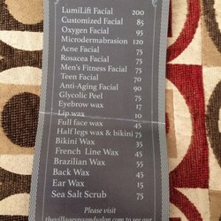 Chicago facial spa