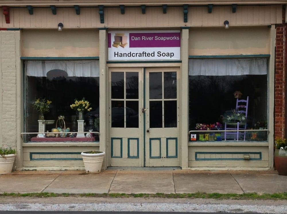 Dan River Soap Works: 258 Broad St, Milton, NC
