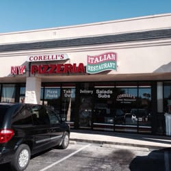 Photo Of Corellis Italian Restaurant Pizzeria Clermont Fl United States Out