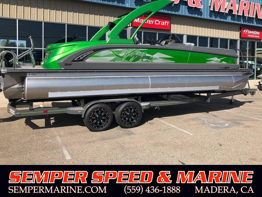 Semper Speed & Marine: 10854 N Hwy 41, Madera, CA