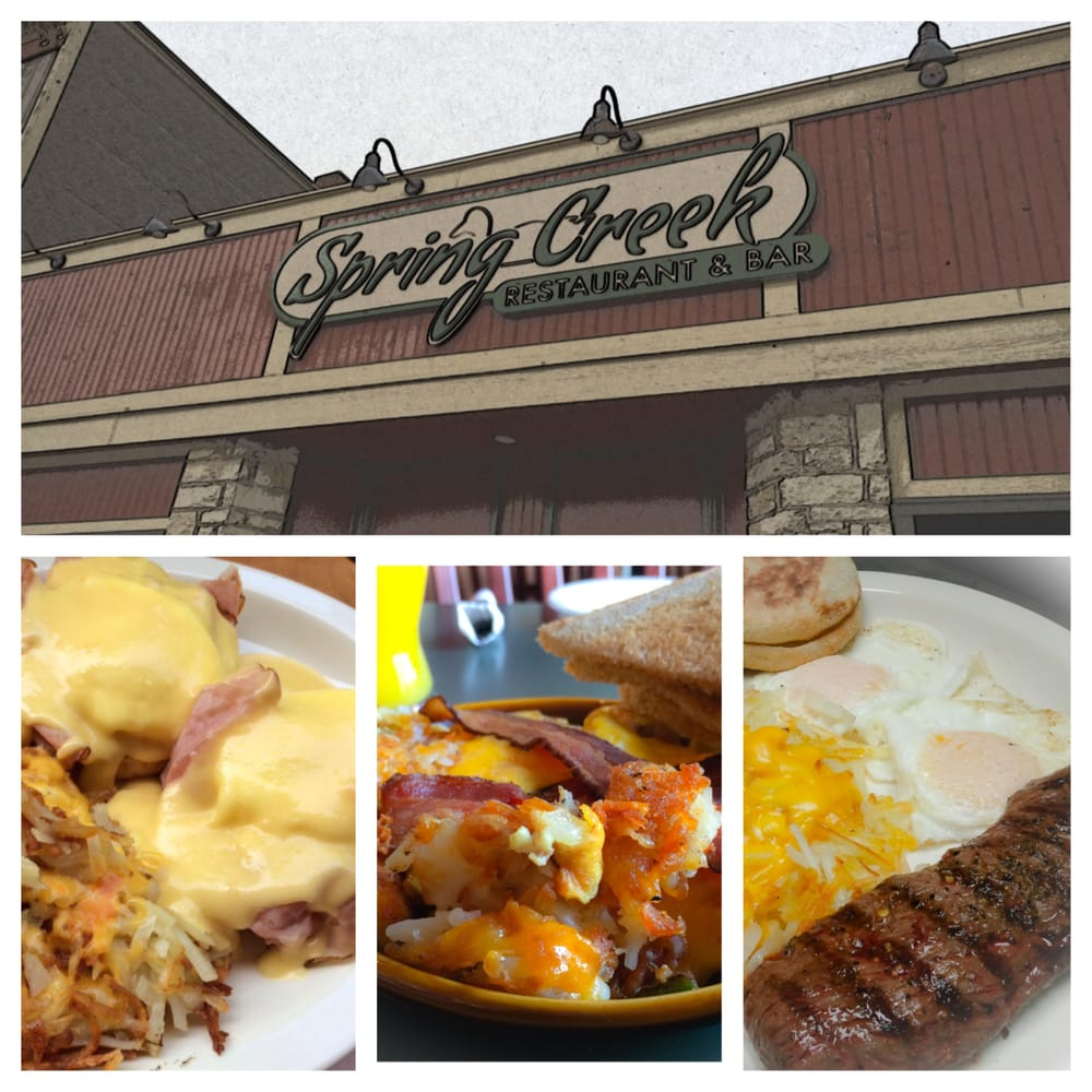 Spring Creek Restaurant & Bar: 118 S Main St, Lodi, WI