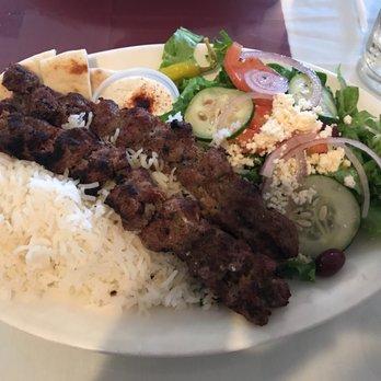 Greek Corner Cafe San Diego