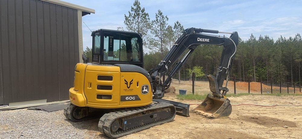Foxy Farms Construction: Tracy City, TN