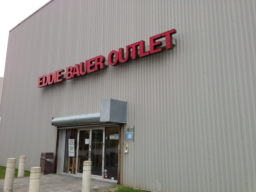 8 reviews of Eddie Bauer Outlet