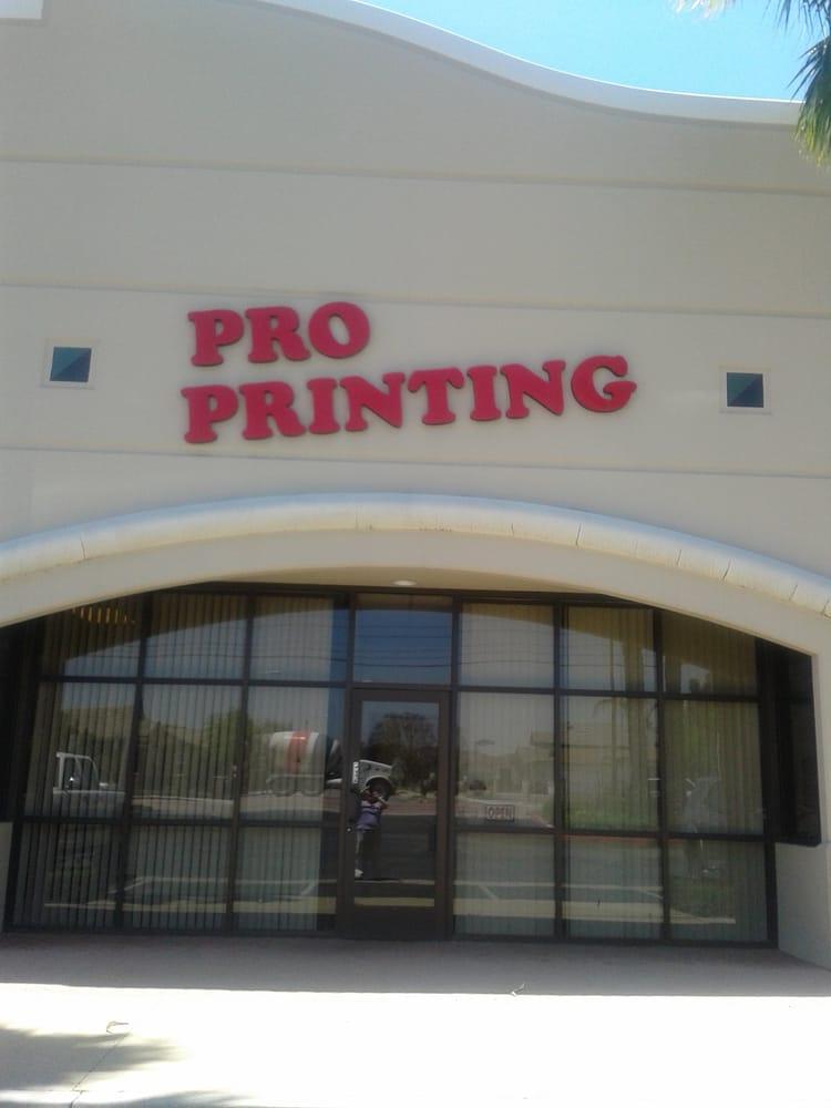 Pro Printing: 1438 Arrow Hwy, Irwindale, CA