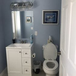 Riverview Construction Photos Contractors AA South - Bathroom remodel st augustine