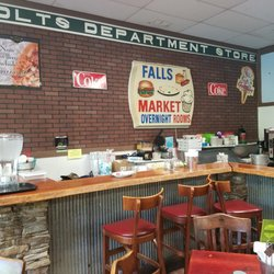 Photo Of Falls Market And Restaurant Ohiopyle Pa United States Morning At
