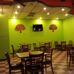 Photo Of Flavors African Cuisine Houston Tx United States Colorful Decor