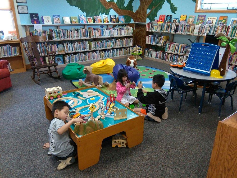 Galeton Public Library: 5 Park Ln, Galeton, PA