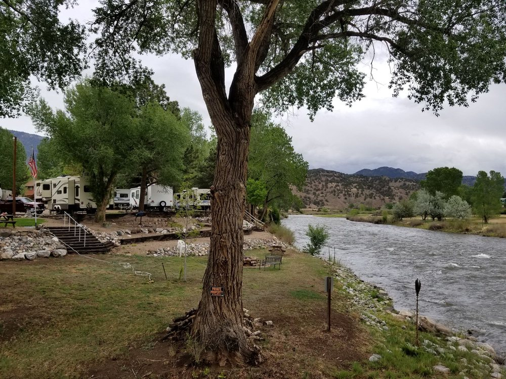 Pleasant Valley Campground of Howard: 18 County Road 47, Howard, CO
