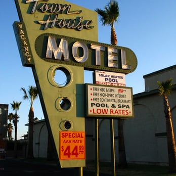 Photo Of Town House Motel Lancaster Ca United States The S