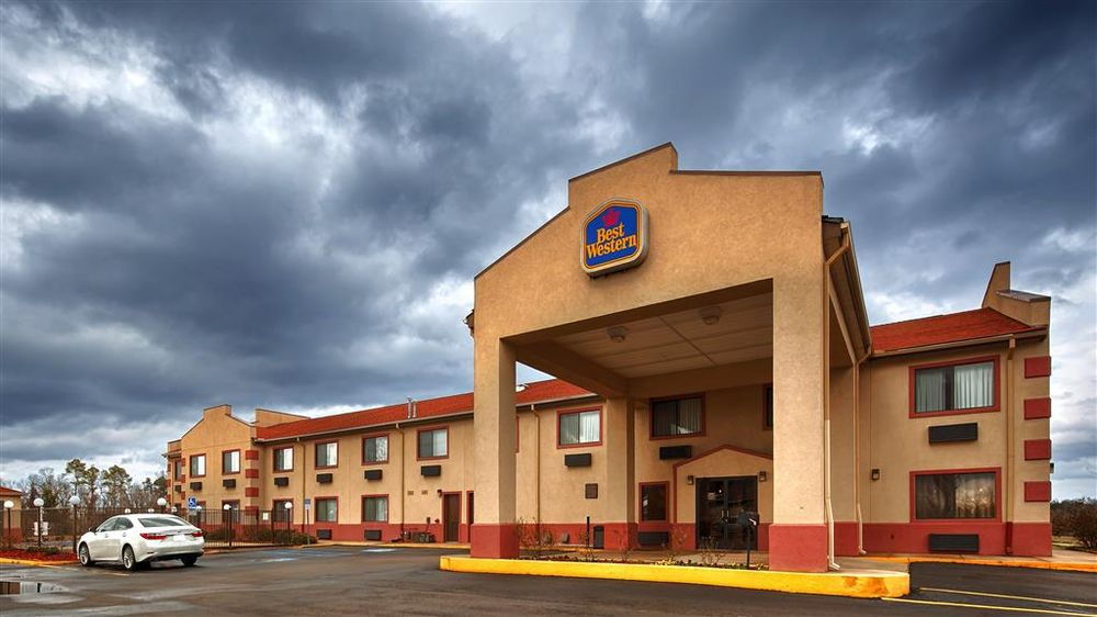 Best Western Gateway Inn: 286 Wyeth Ln, Yazoo City, MS