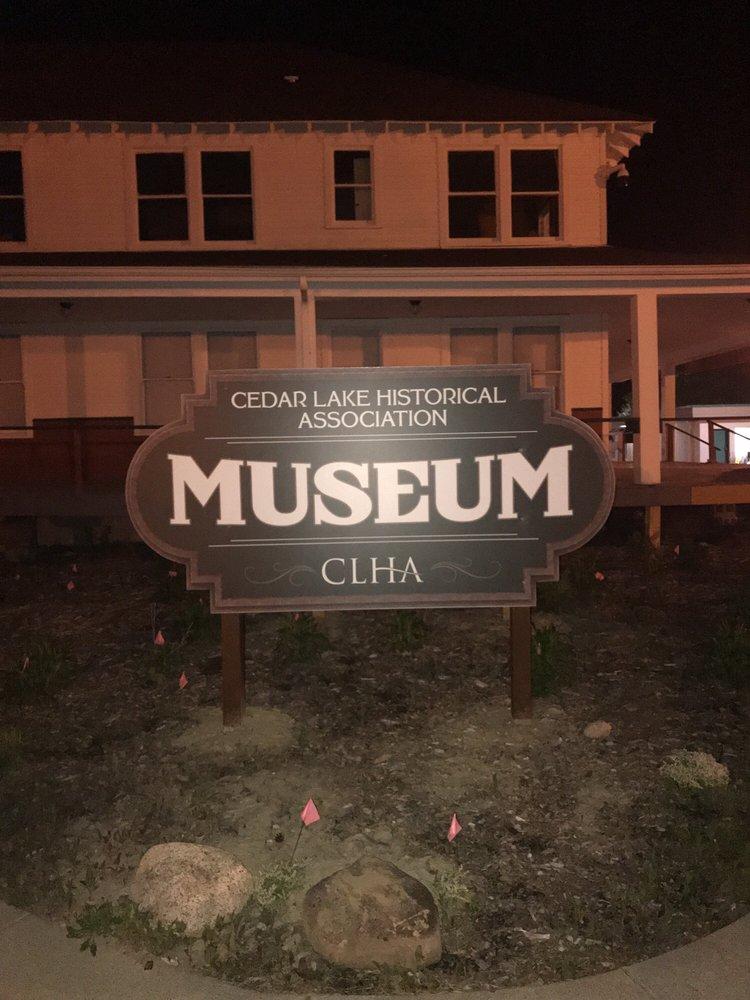 Cedar Lake Historical Association Museum: 7408 Constitution Ave, Cedar Lake, IN