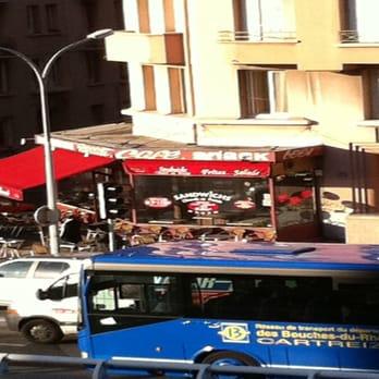 Restaurant Pres Gare St Charles Marseille