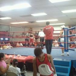 Amateur Boxing Houston Texas