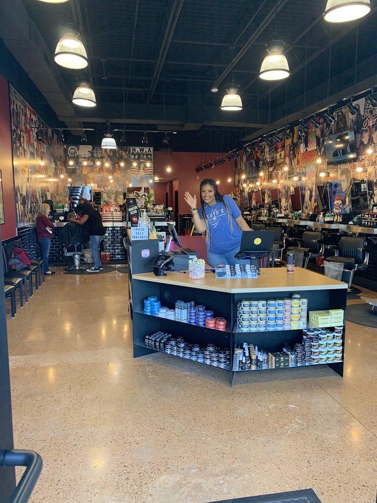 Floyd's 99 Barbershop: 829 W Stacy, Allen, TX