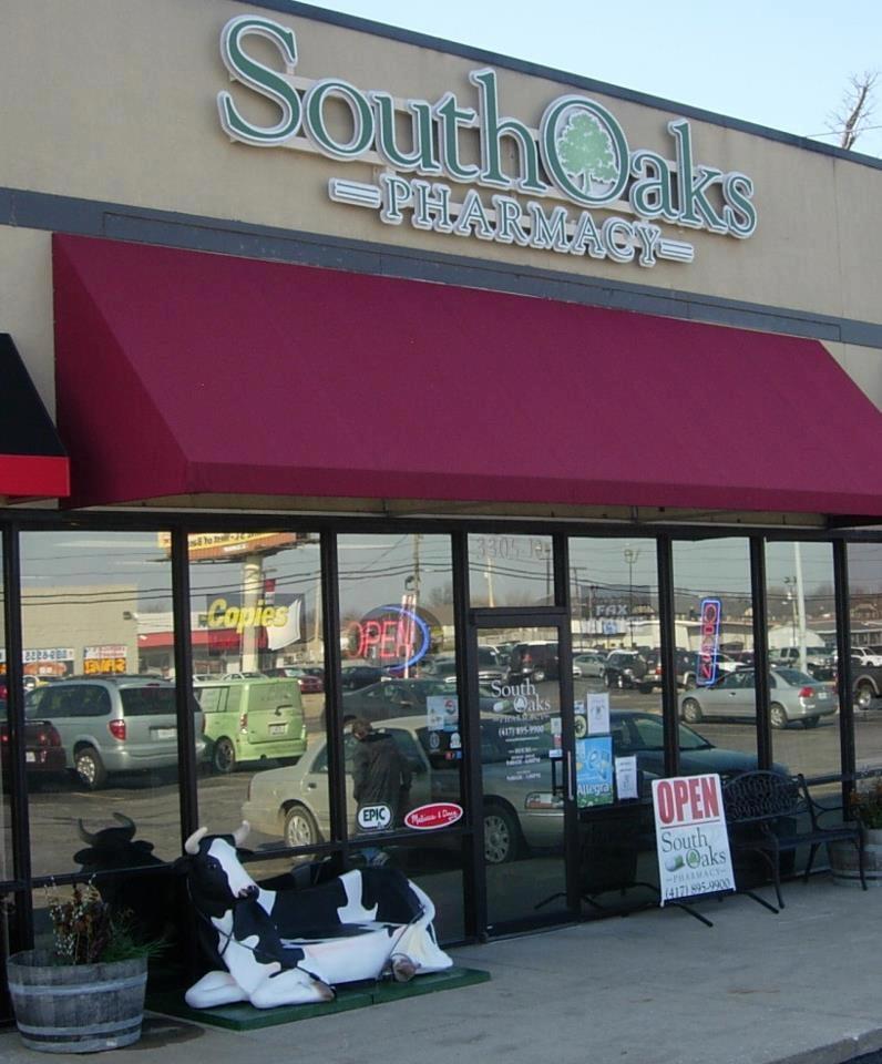 George's Pharmacy: 3650 E Sunshine St, Springfield, MO