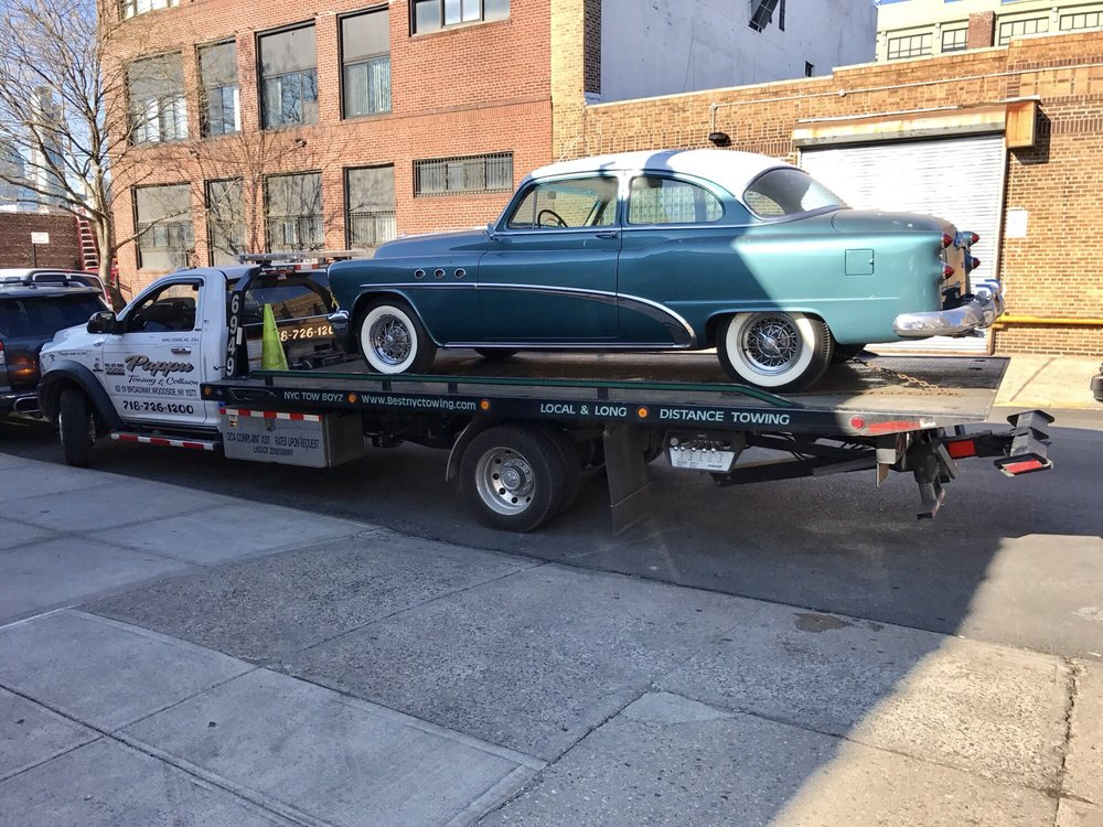 Best NYC Towing