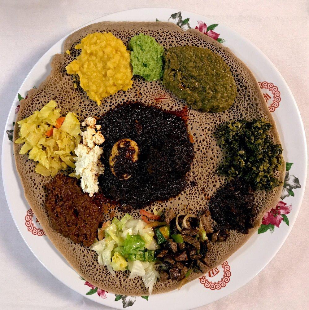Lalibela Ethiopian Restaurant: 4422 Cass St, Omaha, NE
