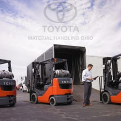 Toyota Material Handling Ohio - Mobility Equipment Sales