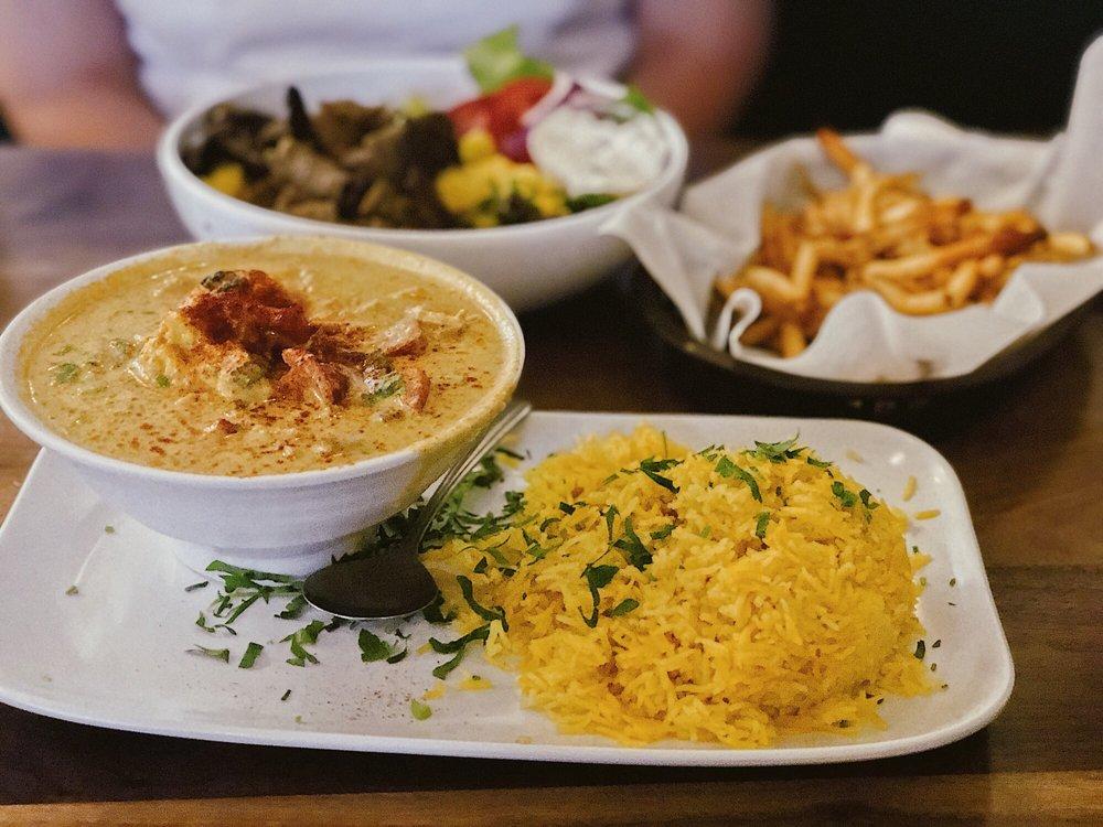Food from Shish Mediterranean Grill & Café