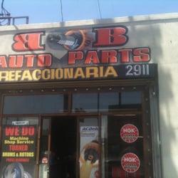 B And B Auto >> B B Auto Parts Warehouse Closed Auto Parts Supplies 2911 S