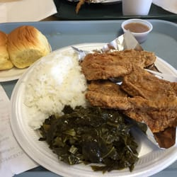 Floyds Soul Food Menu