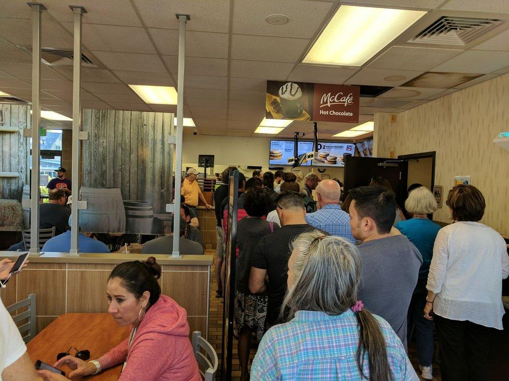 McDonald's: 406 E Main St, Weiser, ID