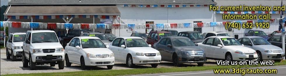 3 Digit Auto Sales