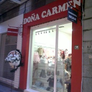 c99f6e285 Doña Carmen Bebés - Ropa infantil - Calle Jabonerías 1, Murcia ...
