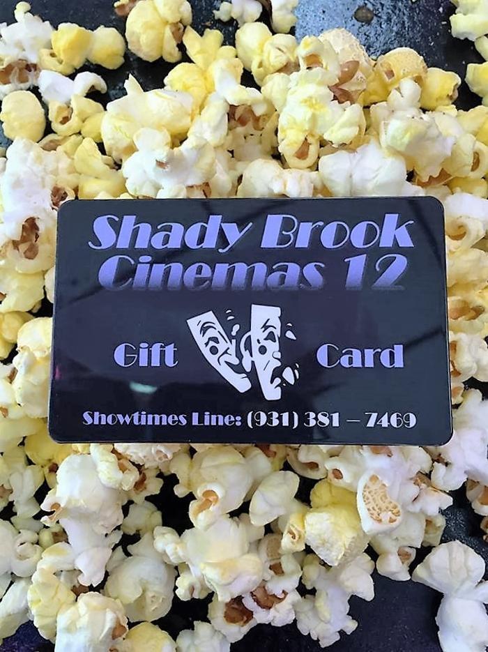 Social Spots from Shady Brook Cinemas