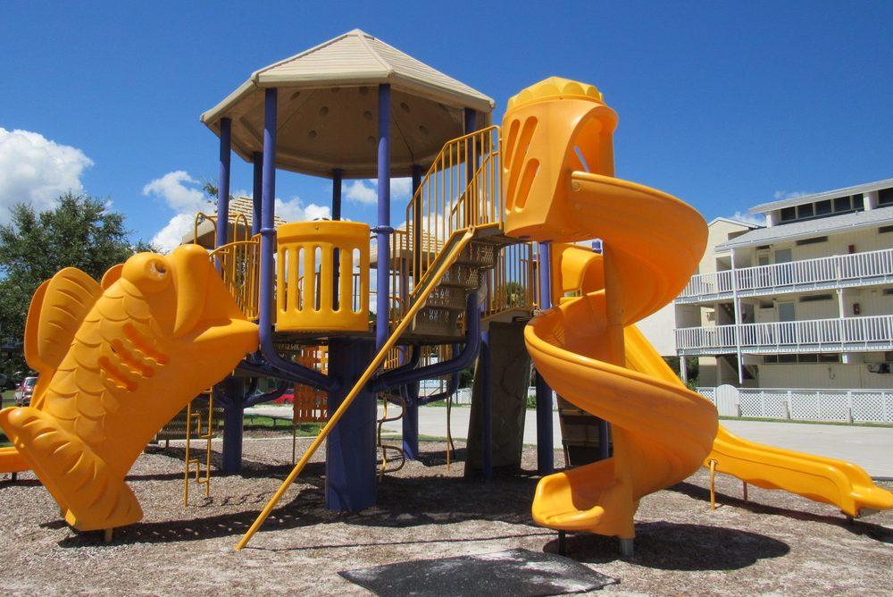 Lil Shark Park: 192 2nd St, Cedar Key, FL