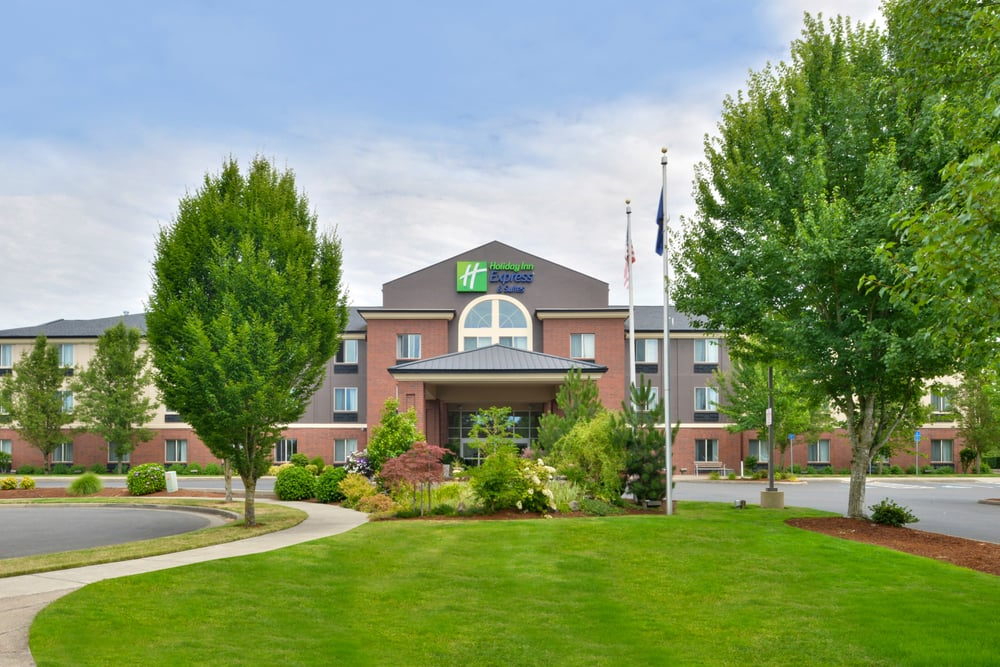 Holiday Inn Express & Suites Albany: 105 Opal St NE, Albany, OR